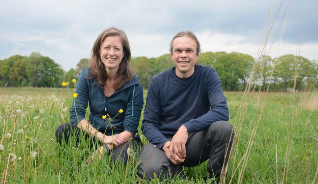 Joanne Malotaux en Johannes Regelink